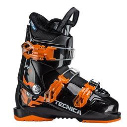 Tecnica JT 3 Kids Ski Boots 2019, Black, 256