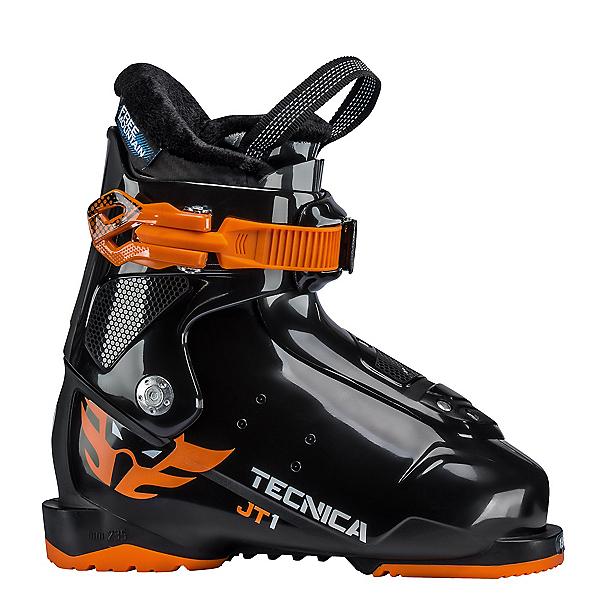 Tecnica JT 1 Kids Ski Boots 2020, Black, 600
