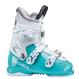 Tecnica JT 3 Pearl Girls Ski Boots 2019, Light Blue, 256