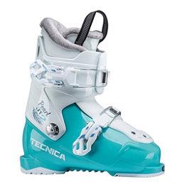 Tecnica JT 2 Pearl Girls Ski Boots 2019, Light Blue, 256