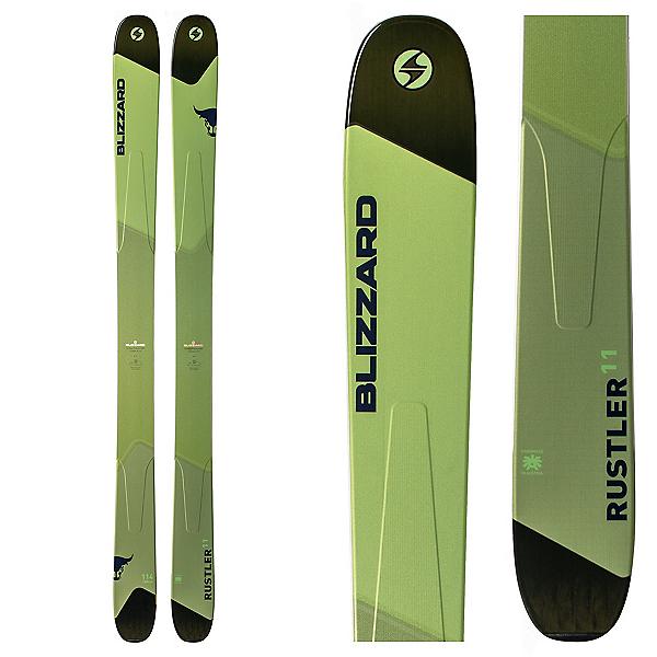 Blizzard Rustler 11 Skis, , 600