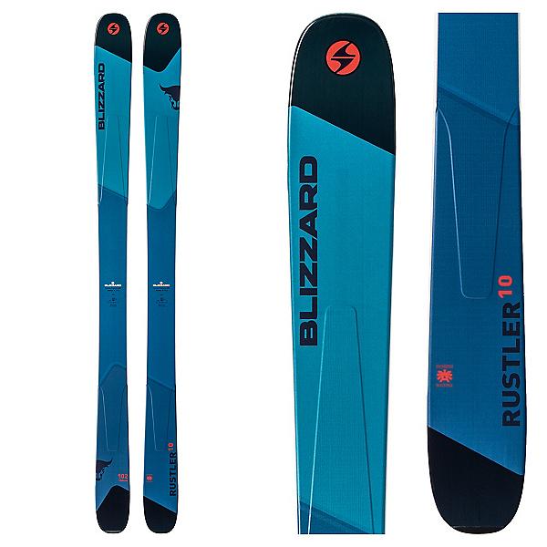 Blizzard Rustler 10 Skis, , 600