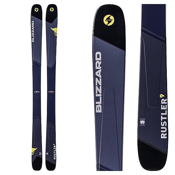 Blizzard Rustler 9 Skis, , 600