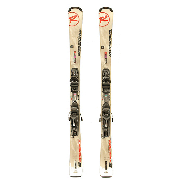 Used 2014 Rossignol Experience RTL Skis Axium 100 Bindings C Condition, , 600