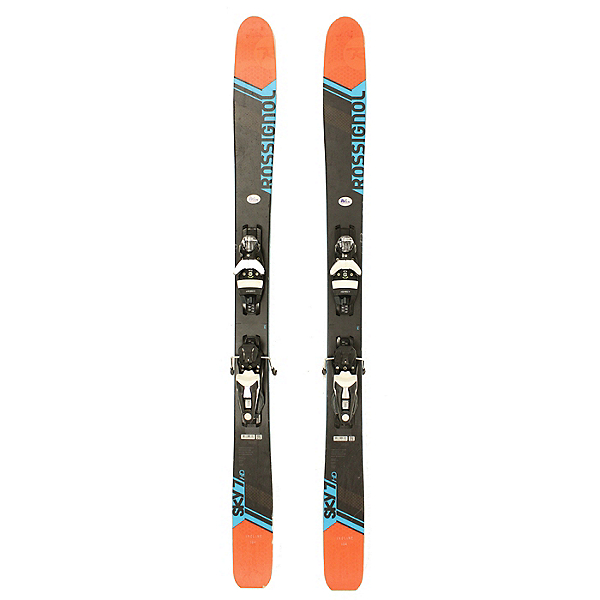 Used 2017 Rossignol Sky 7 Skis with Look NX 12 Bindings C Condition, , 600