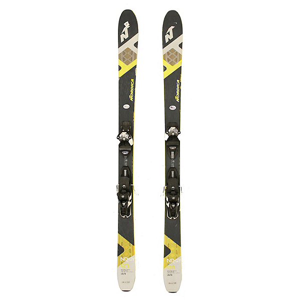 Used 2017 Nordica NRGY 90 Skis with Warden 13 Bindings C Cond SALE, , 600