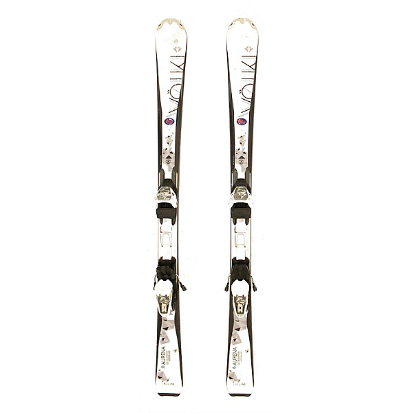 Used 2015 Womens Volkl Aurena Skis Marker Diamond Bindings A Cond, , 600