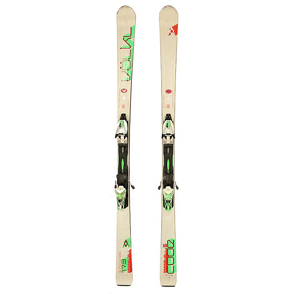 Used 2014 Volkl Speedwall Code Skis with Marker Rmotion Bindings A Cond, , 600
