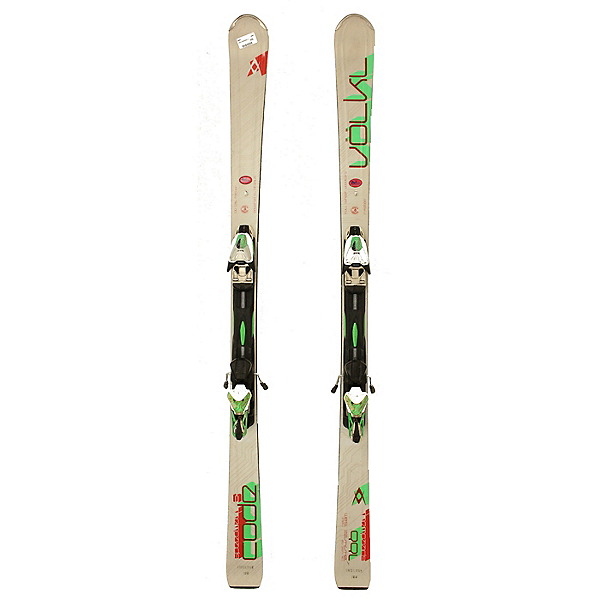 Used 2015 Volkl Code Speedwall S Skis Marker R Motion Bindings A SALE, , 600