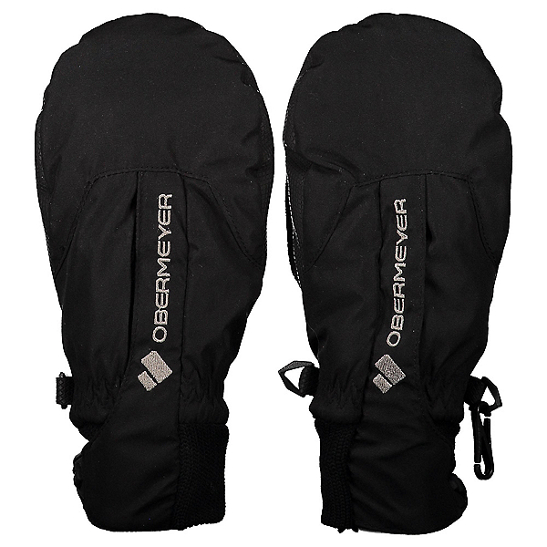 Obermeyer Thumbs Up Toddlers Mittens 2021, Black, 600