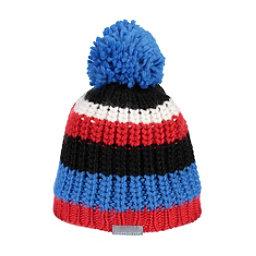 f00be5685b430 Obermeyer Lee Knit Toddlers Hat, Stellar Blue, 256