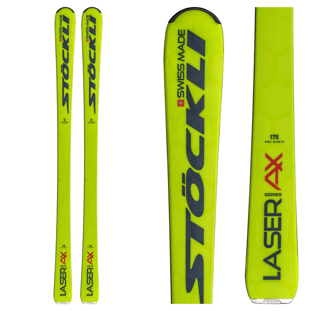 Stockli Laser AX Skis 2020