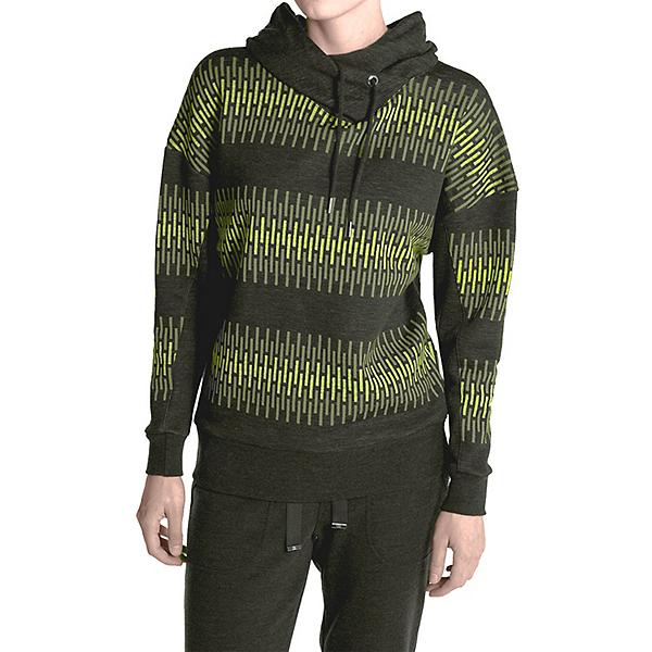 We Norwegians Grung Oversized Hoodie Womens Sweater, Sottobosco, 600