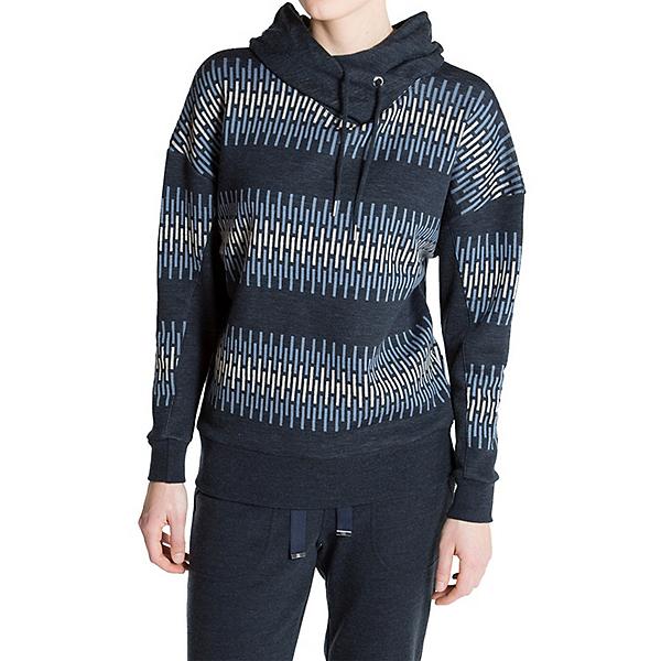 We Norwegians Grung Oversized Hoodie Womens Sweater 2019, Danubio, 600