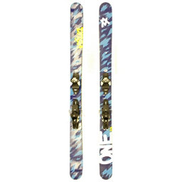 Used 2017 Volkl One Powder Skis Warden 13 Bindings C Cond, , 256