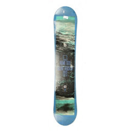 2ad328304b4e Used 2016 Rome Mini Agent Rocker Youth Snowboard Deck Only C Condition