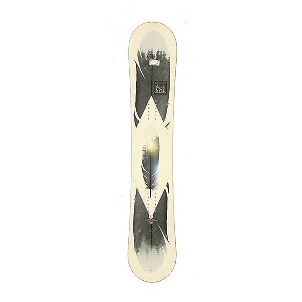 Used 2015 Womens High Society Snowboard Deck Only No Bindings C Condition, , 600