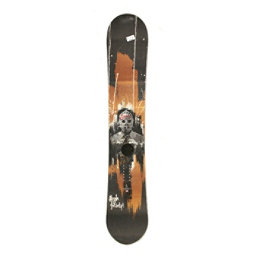 Used High Society Empire Snowboard Deck Friday the 13th A Condition, , 256