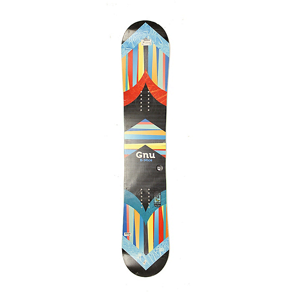 Used 2016 Womens GNU B Nice GTX Magical Snowboard Deck Only C Condition, , 600