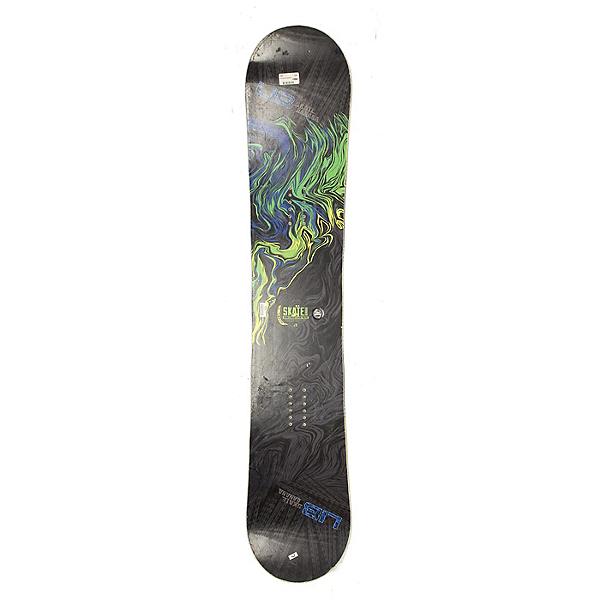 Used 2017 Lib Tech Skate Banana BTX Snowboard Deck Only No Bindings WIDE C Cond, , 600