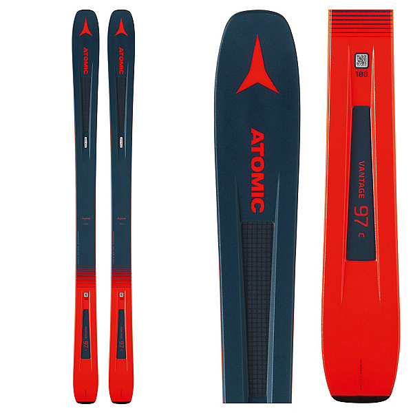 Atomic Vantage 97 C Skis 2019, , 600