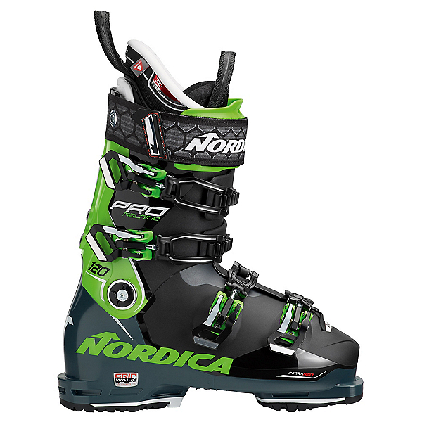 Nordica Promachine 120 Ski Boots 2020, Black-Green, 600
