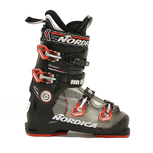 Used 2018 Mens Nordica Speed Machine 110 R Ski Boots Size Choices, , 600