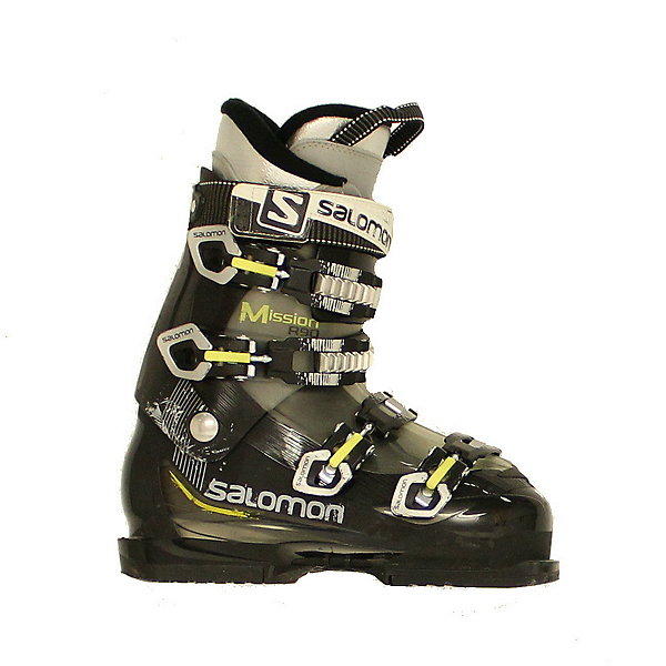 Used 2016 Mens Salomon Mission R90 Ski Boots US Size 8.5, , 600