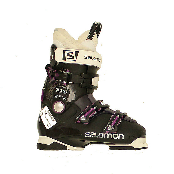 Used 2017 Womens Salomon Quest Access 70 Ski Boots Size Choices, , 600
