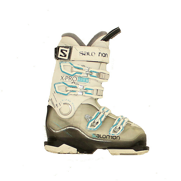 Used 2016 Womens Salomon Xpro R 70 W Ski Boots Size Choices, , 600
