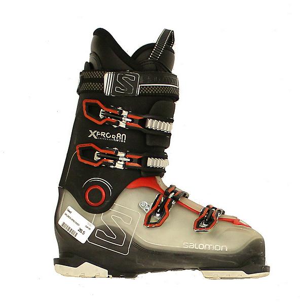 Used 2018 Mens Salomon Xpro R 80 Wide Ski Boots SALE, , 600