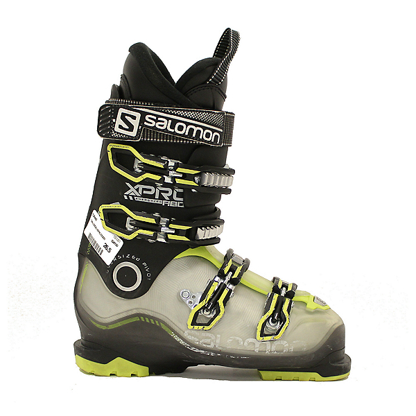 Used 2017 Mens Salomon Xpro R 80 Wide Ski Boots Size Choices, , 600
