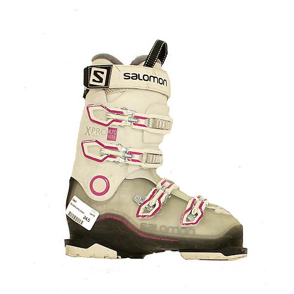 Used 2017 Womens Salomon Xpro R 70 Wide Ski Boots SALE, , 600
