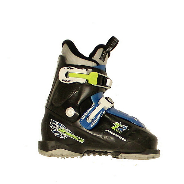 Used Kids Nordica FireArrow Team 2 Ski Boots Toddler Size 11.5 SALE, , 600