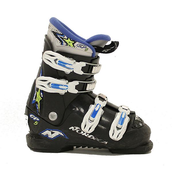 Used 2016 Big Kids Nordica GPTJ Ski Boots Youth Sizes, , 600