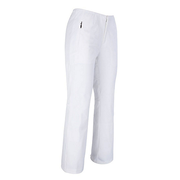 FERA Heaven Stretch Short Womens Ski Pants, White Cloud, 600