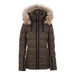 2a99f2e9ed FERA Harper Special Edition - Real Fur Womens Insulated Ski Jacket