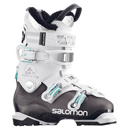 Salomon QST Access R70 W Womens Ski Boots, Anthracite Translucent-White, 256