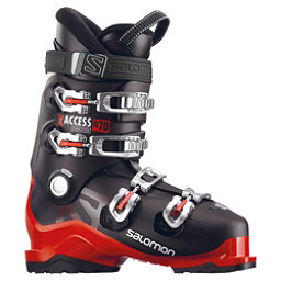 Salomon X-Access R70 Ski Boots, Black-Red, 256