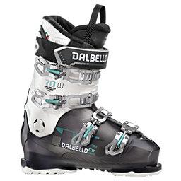 Dalbello DS MX 70 W Womens Ski Boots 2019, Black Transparent-White, 256