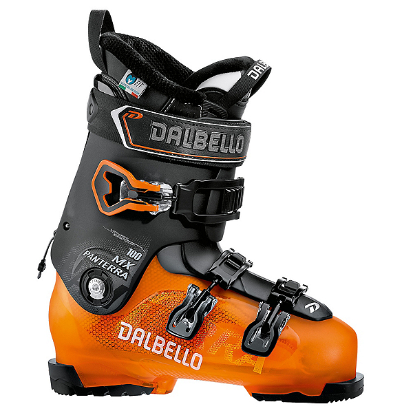 Dalbello Panterra MX 100 Ski Boots, Orange-Black, 600