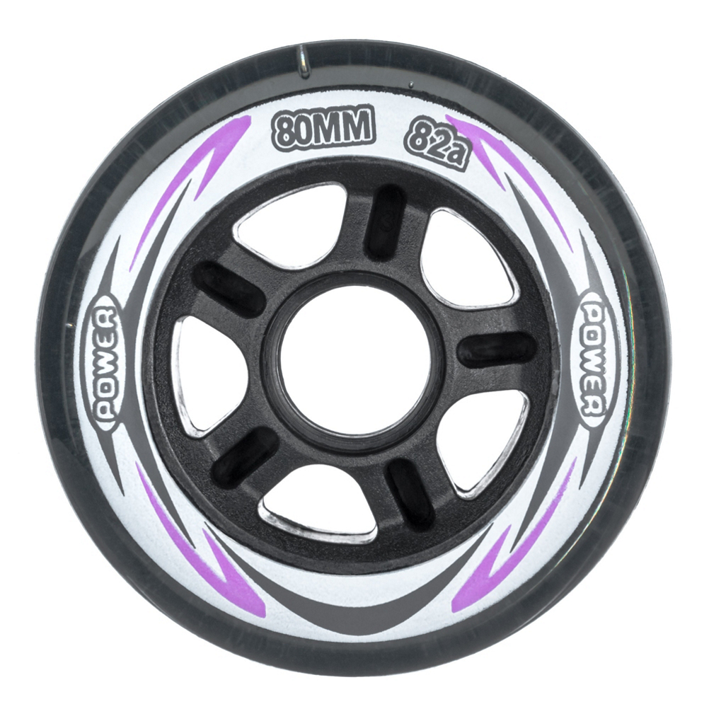 Image of 5th Element Lynx 80mm Inline Skate Wheels 2020