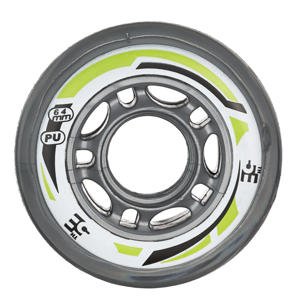 5th Element B2-100 64mm Inline Skate Wheels 2020 im test