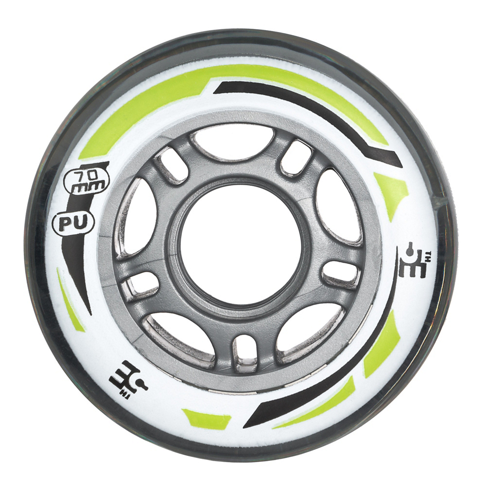 5th Element B2-100 70mm Inline Skate Wheels 2020 im test