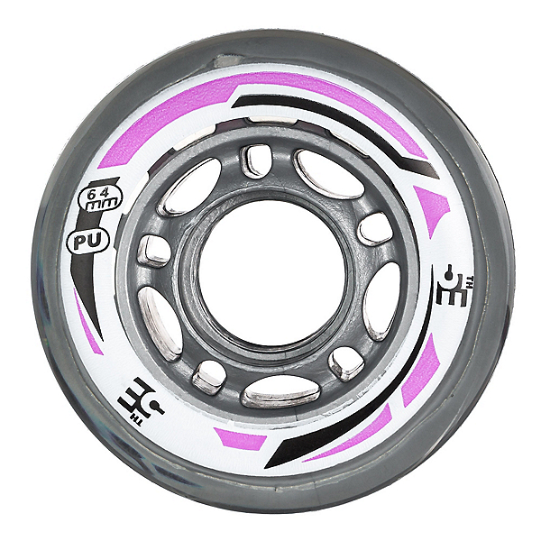 5th Element G2-100 64mm Inline Skate Wheels 2020, , 600