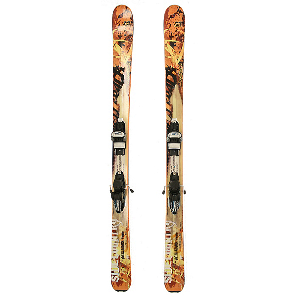 Used Nordica Hell & Back I-Core Skis Marker Griffon Bindings C Cond, , 600