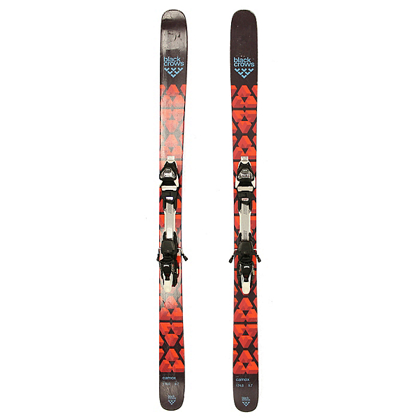 Used 2017 Black Crows Camox Skis Marker Griffon Bindings C Cond, , 600