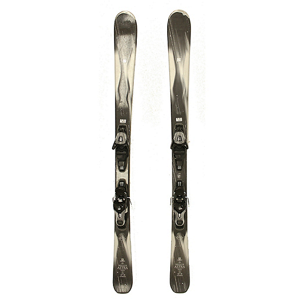 Used 2016 Womens Salomon Astra Skis Salomon L10 Bindings A SALE, , 600