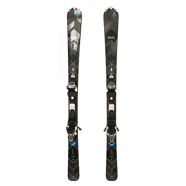 Used 2017 Volkl Flair 74 Skis With Marker Bindings A Condition, , 600