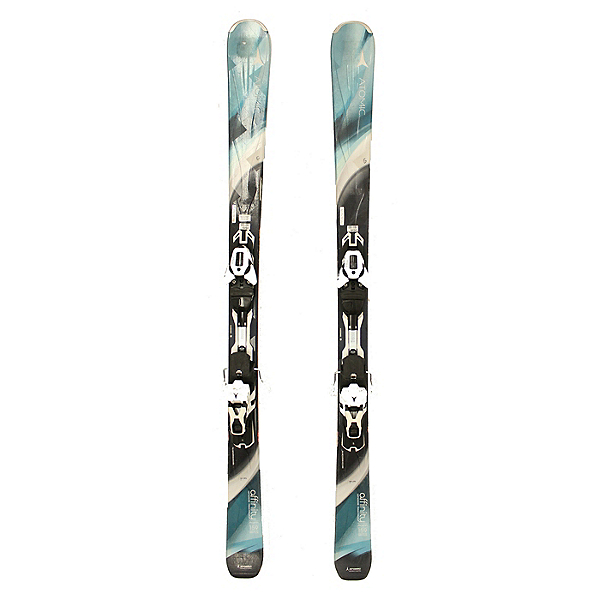 Used 2016 Womens Atomic Affinity Storm Skis Atomic XT10ti Bindings C SALE, , 600
